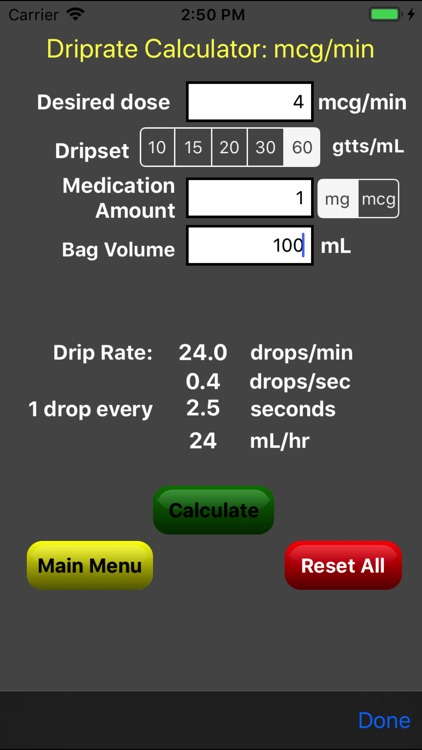OmniMedix Medical Calculator