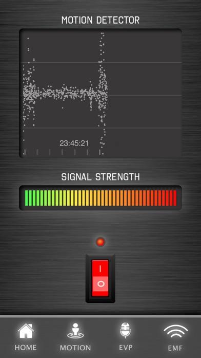 Screenshot for Ghost Tracker EMF EVP Recorder in Turkey App Store