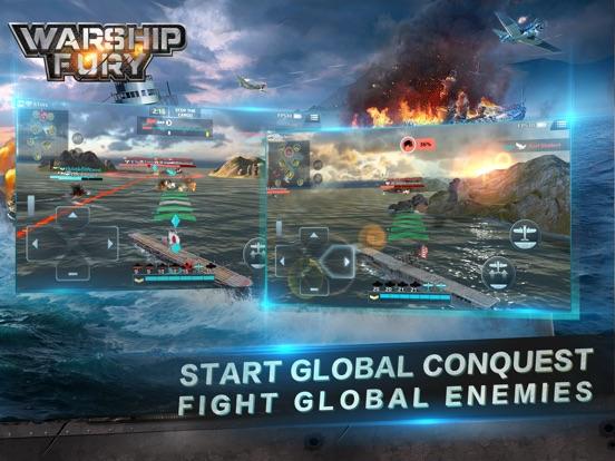 Warship Fury для iPad