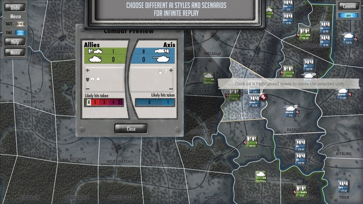 Battle of the Bulge screenshot-3