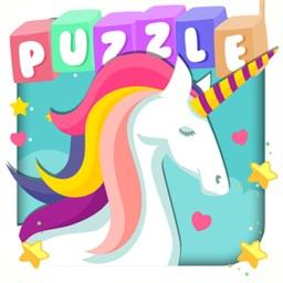 Puzzle Game - Animals