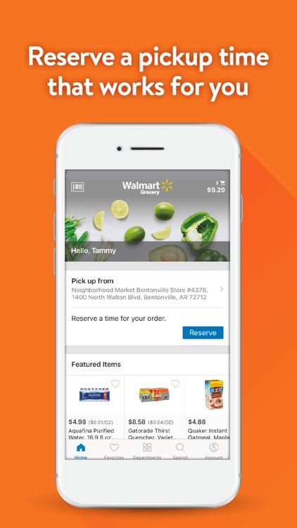 Walmart Grocery Shopping screenshot-4