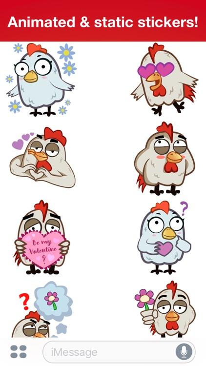 Rooster Cheepler: Set #2