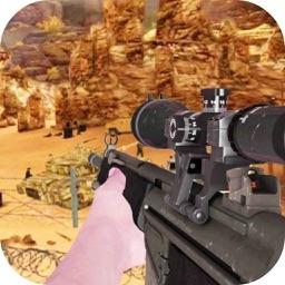 Sniper Helicopter War Shoot
