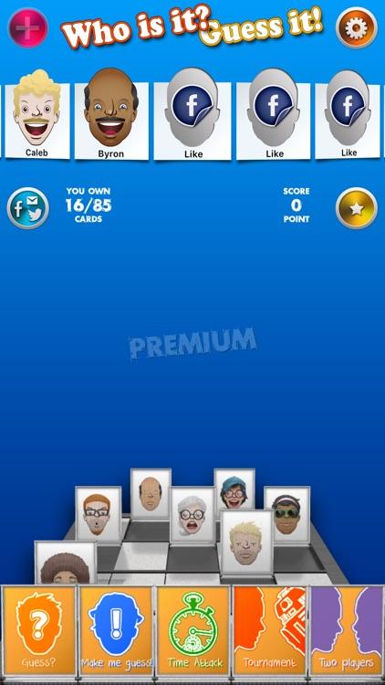 Who is it? Guess it! • Premium screenshot-0