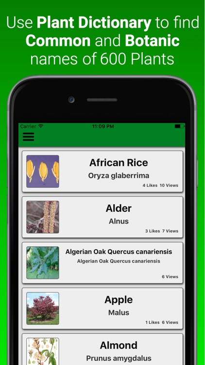 Plant Dictionary Pro screenshot-0