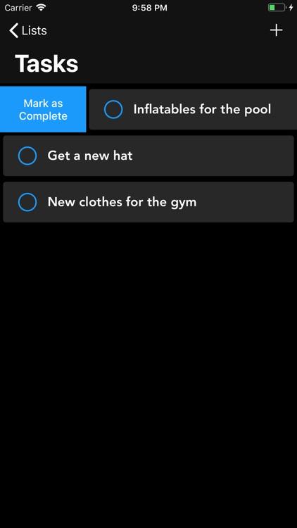 Tasks - To-Do & Tasks List screenshot-3