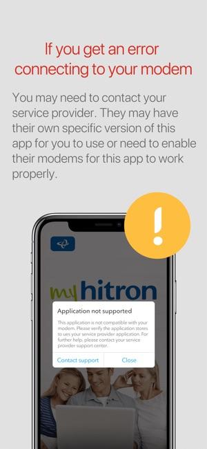 MyHitron on the App Store