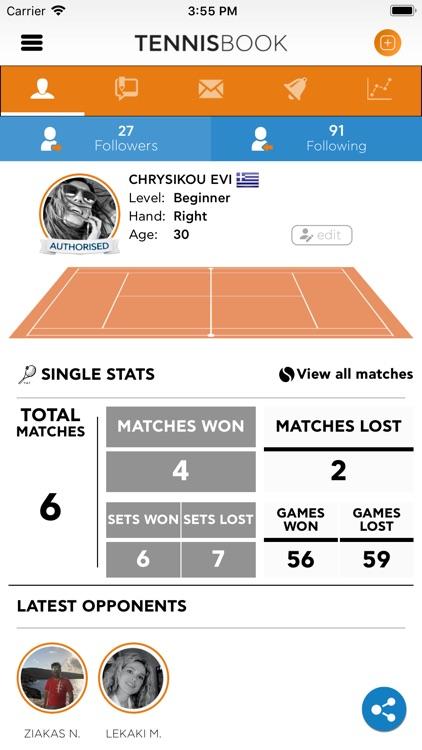 Tennis Book screenshot-4