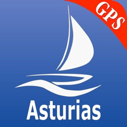 Asturias GPS Nautical Charts