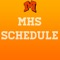MHS Schedule is the new way to stay organized, be on time, and guarantee yourself better performance at Mamaroneck High School