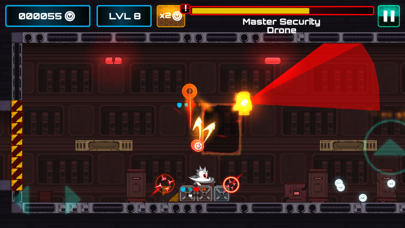 Screenshot from Agent Aliens