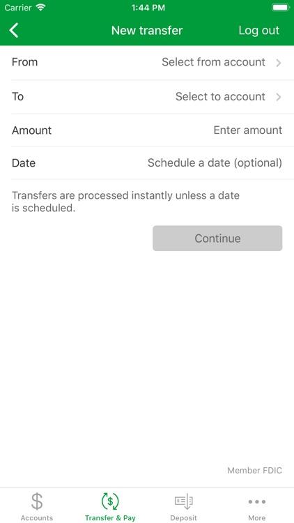 Associated Bank Mobile screenshot-4
