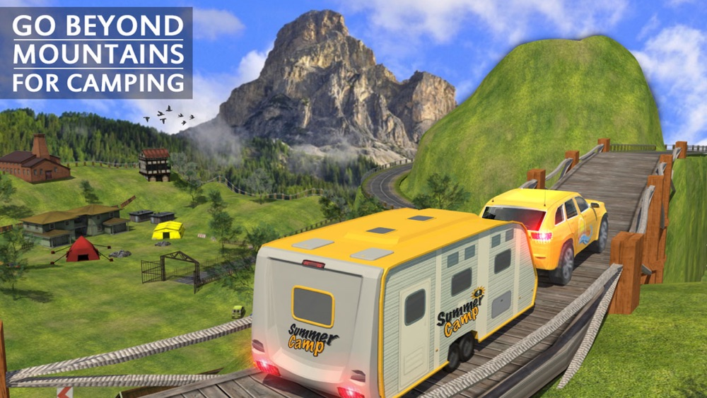 Offroad Camper Truck Simulator Cheat Codes