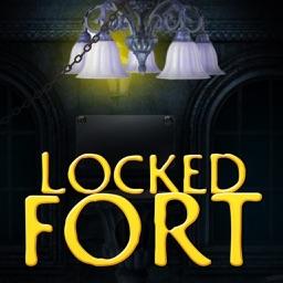 Locked Fort Escape Game - start a brain challenge