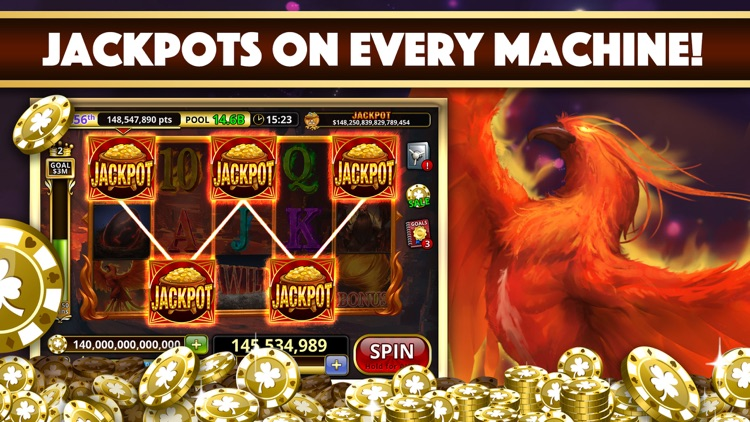 Slots: Hot Vegas Slots Casino