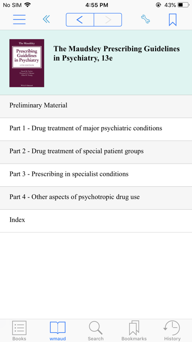 点击获取Maudsley PG in Psychiatry, 12E