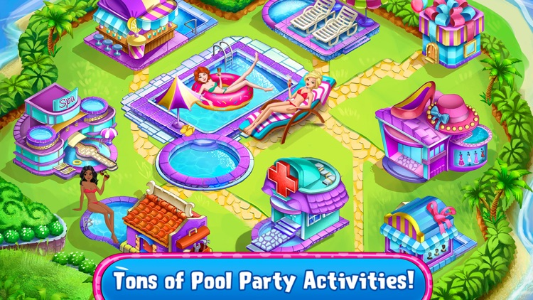 Crazy Pool Party screenshot-4