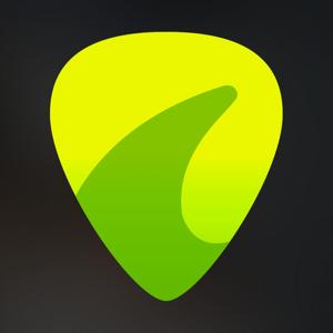 GuitarTuna: Guitar, Bass tuner Music app