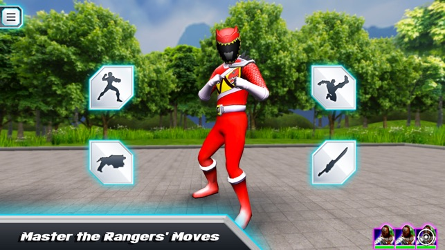 power rangers dino charge on the app store