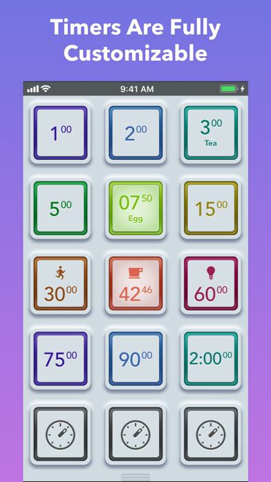 @Timer - Countdown Timer Screenshot