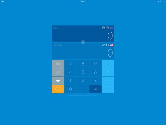 Finanzen100 Currency Converter screenshot