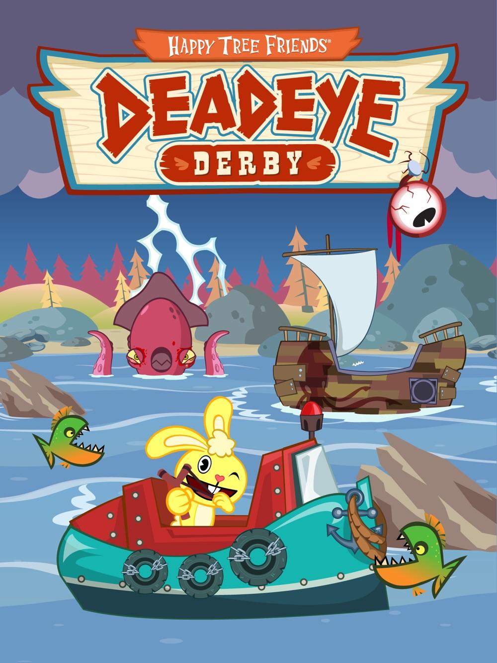 Happy Tree Friends Deadeye HD Cheat Codes