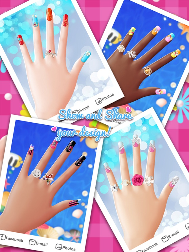 Nail Salon™ on the App Store