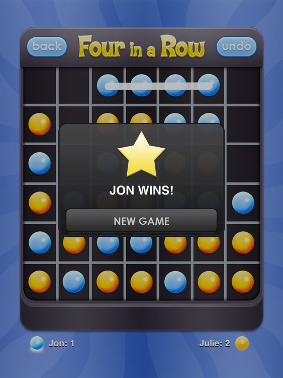 Four in a Row Pro HD