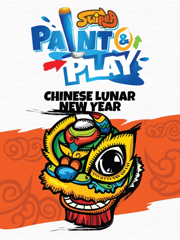 Paint & Play: Chinese New Year Screenshots