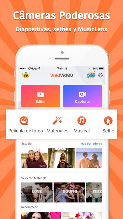 Descargar VivaVideo - Editor de vídeo para Android