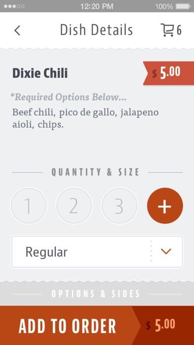 Dixie BBQ screenshot 4