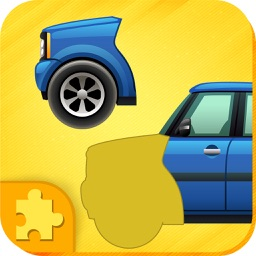 Vehicle Jigsaw Puzzle Game