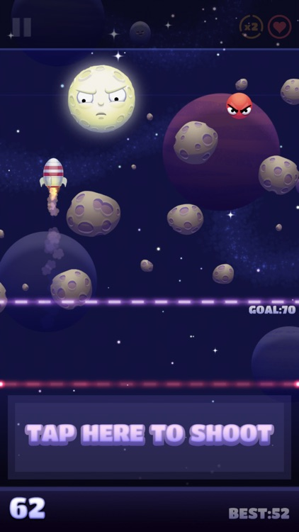 Shoot The Moon screenshot-0