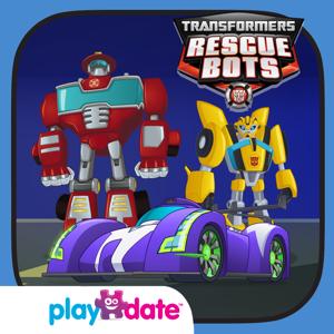Transformers Rescue Bots app