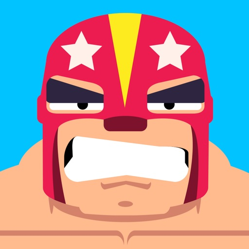 Rowdy Wrestling app for iphone