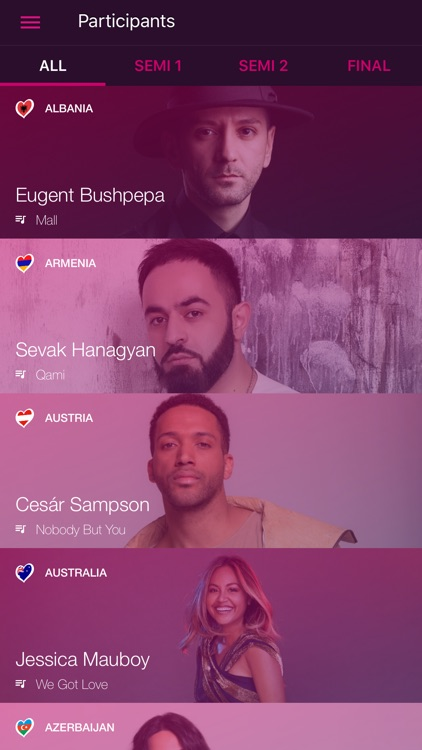 Eurovision Song Contest screenshot-3