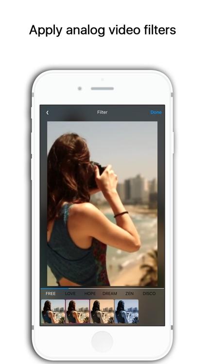 Live Maker : convert videos to live photos screenshot-4