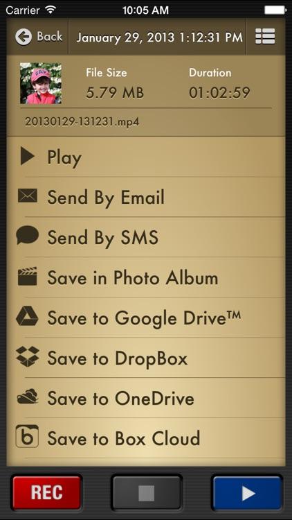 Voice Record Pro screenshot-3