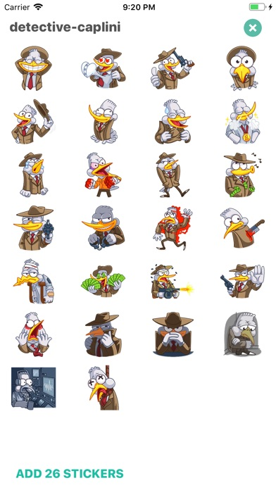 Screenshot for WStickersPacks in United States App Store