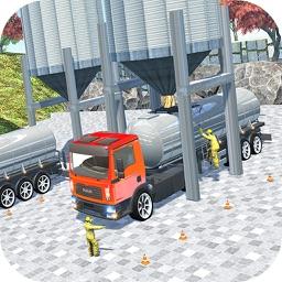 Milk Delivery Tanker Drive