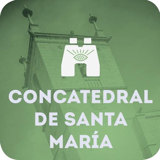 Mirador concatedral de Cáceres