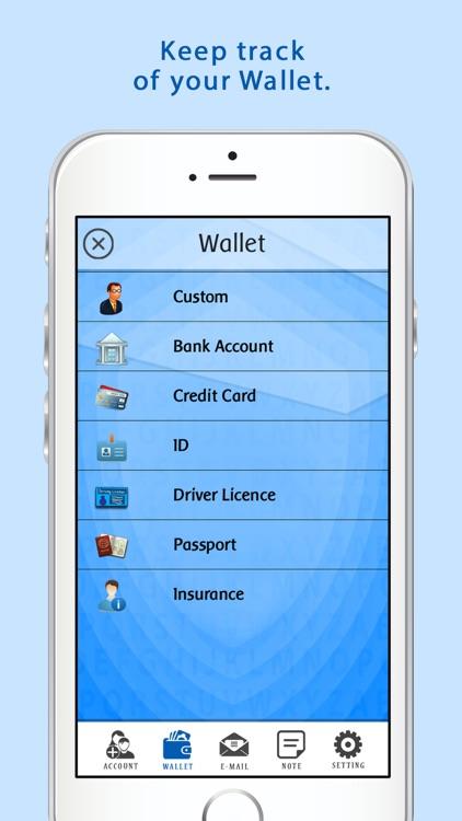 AppLock Password Manager screenshot-3