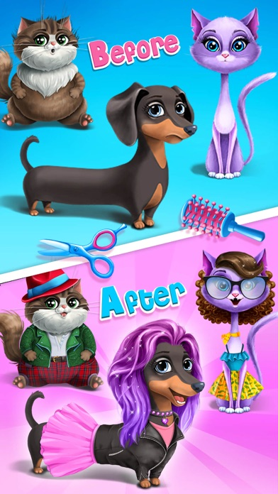Farm Animals Makeover – Cute Virtual Pet Salon 2