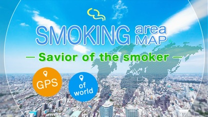 download Smoking area information Map apps 1