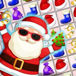 Christmas Sweeper Puzzle Game