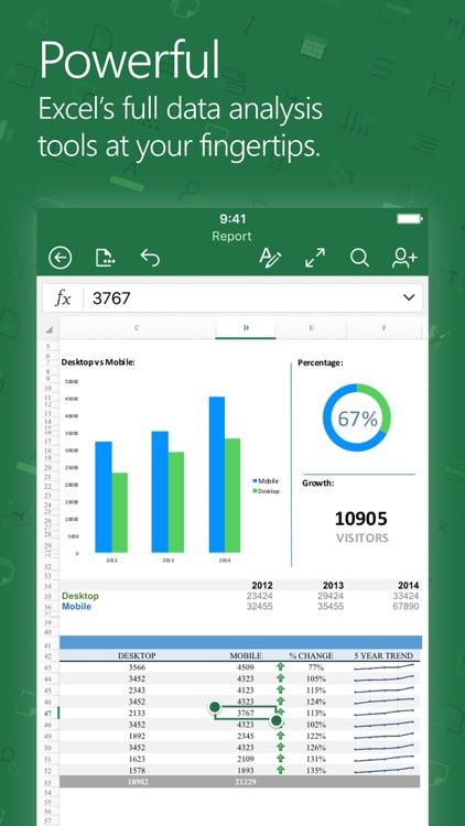 Microsoft Excel screenshot-0