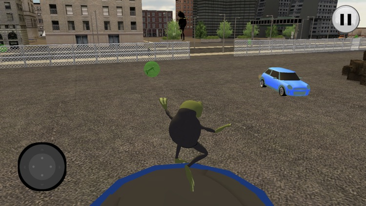 Amazing Frog Simulator City screenshot-3