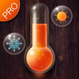 Thermometer-Thermometer pro