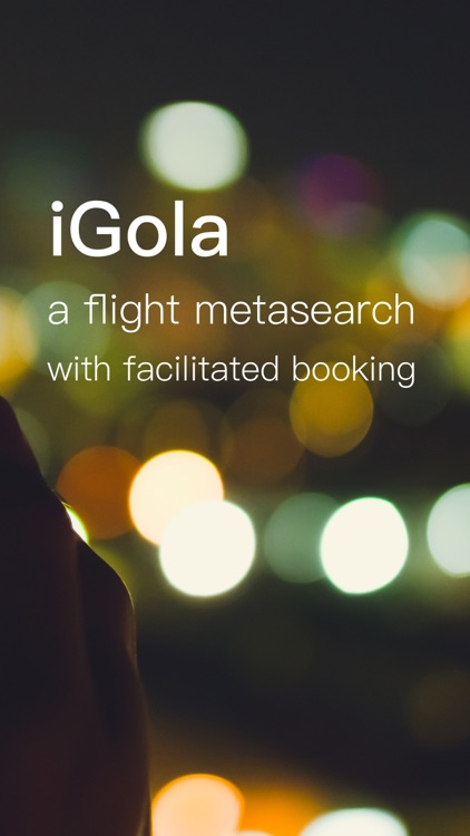 iGola Flight Search